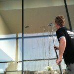 Large Glass Cleaning Melbourne